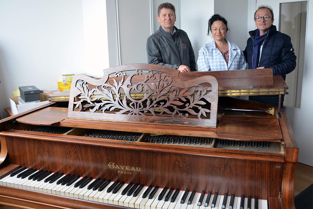 Don piano IMV-2